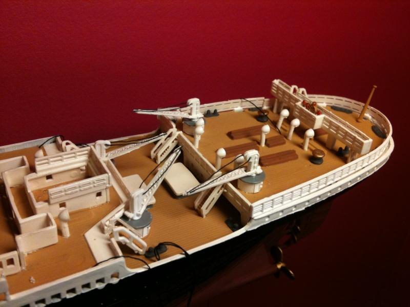 R.M.S Titanic Revell 1/400 Img_0712