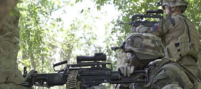 Le 1er RCP de Pamiers bientôt de retour d'Afghanistan  1er_rc10