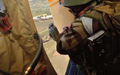 Les compagnies du 2°REP à l'entraînement. 2012_018
