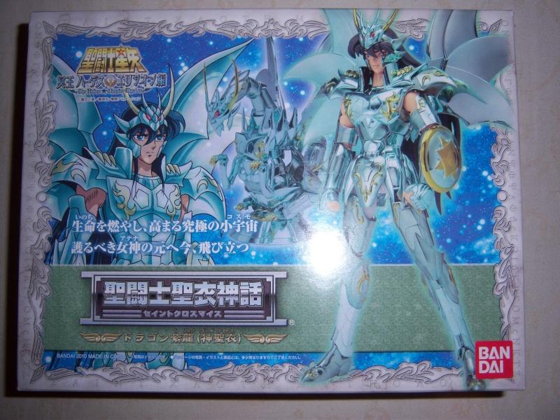 MYTH - Sirio il Dragone God Cloth V4 Myth Cloth SHIRYU + SCOPRIO (MILO) guarda le foto!! 100_4853
