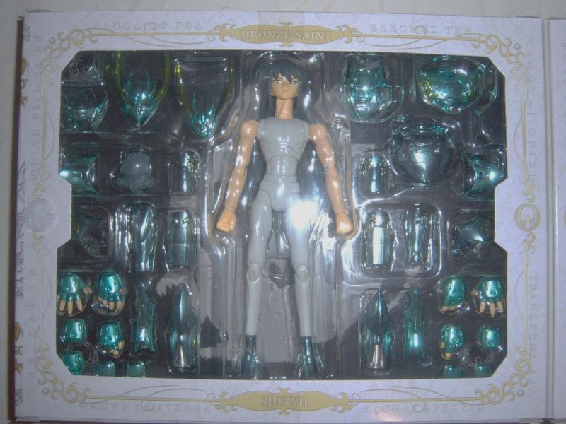 MYTH - Sirio il Dragone God Cloth V4 Myth Cloth SHIRYU + SCOPRIO (MILO) guarda le foto!! 100_4910