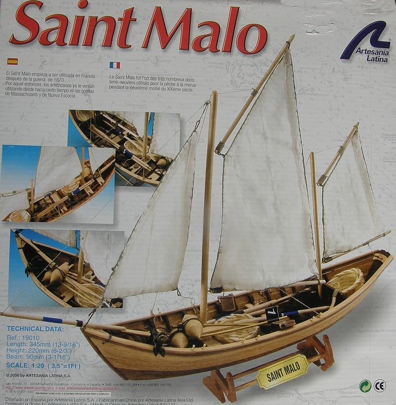 Doris terre-neuvien Saint Malo (Artesania Latina 1/20°) par lidenbrock Pa070010