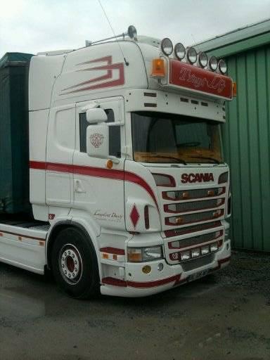 voila mon camion et ceux de ma boite  20807510