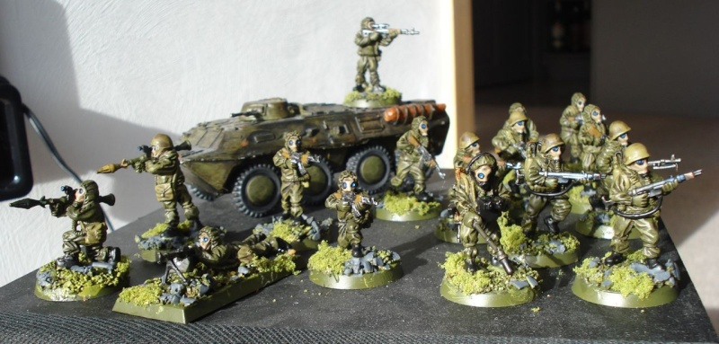 Cold War Zombies A10
