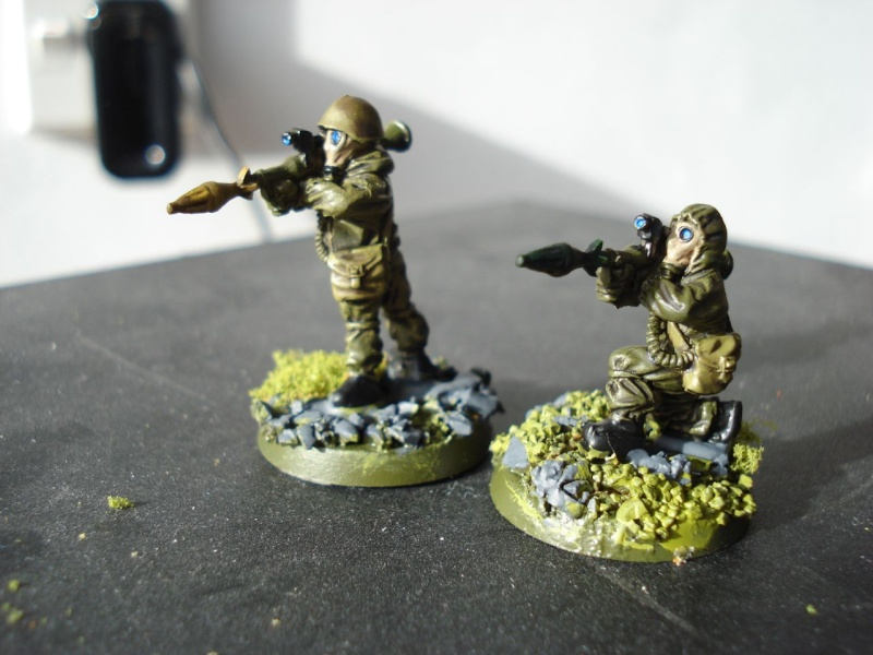 Cold War Zombies C10