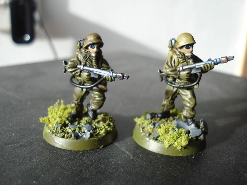 Cold War Zombies E10