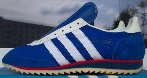 Les Adidas de Starsky