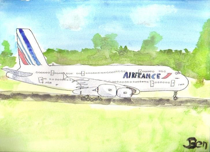 Mes première aquarelles A38010