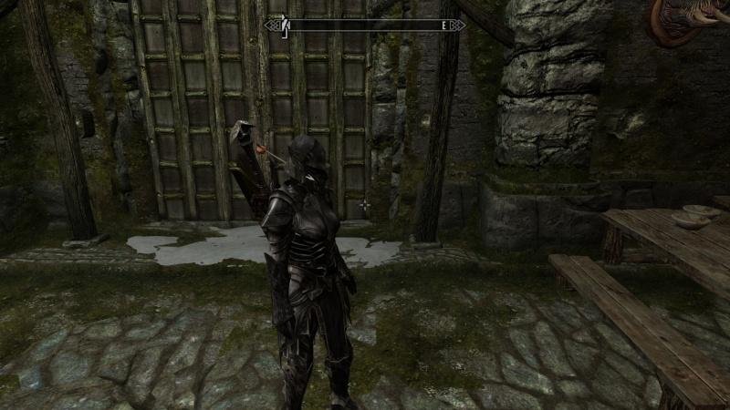 Skyrim Characters Headsh10