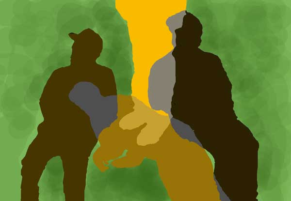Assignment 7: Overlapping Silhouettes Due Feb 28 Green-10