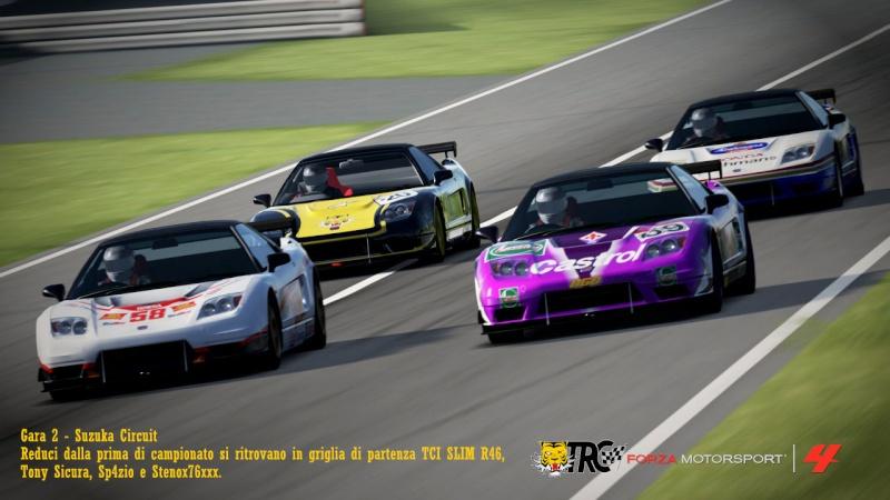 [ALBUM GARA] WGTS - Honda NSX-R - Suzuka Circuit - Gruppo D 1110