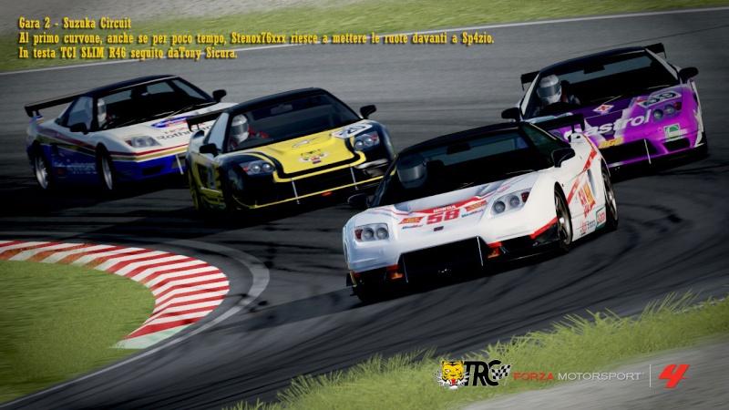 [ALBUM GARA] WGTS - Honda NSX-R - Suzuka Circuit - Gruppo D 1210