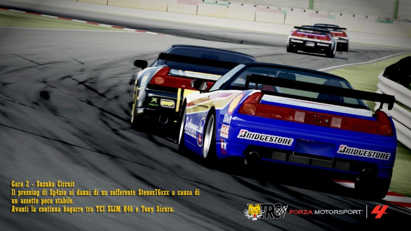[ALBUM GARA] WGTS - Honda NSX-R - Suzuka Circuit - Gruppo D 1310