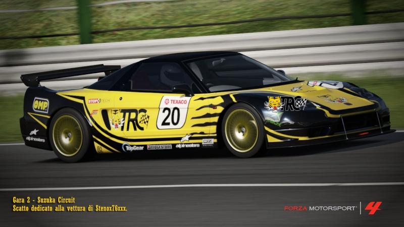 [ALBUM GARA] WGTS - Honda NSX-R - Suzuka Circuit - Gruppo D 1610