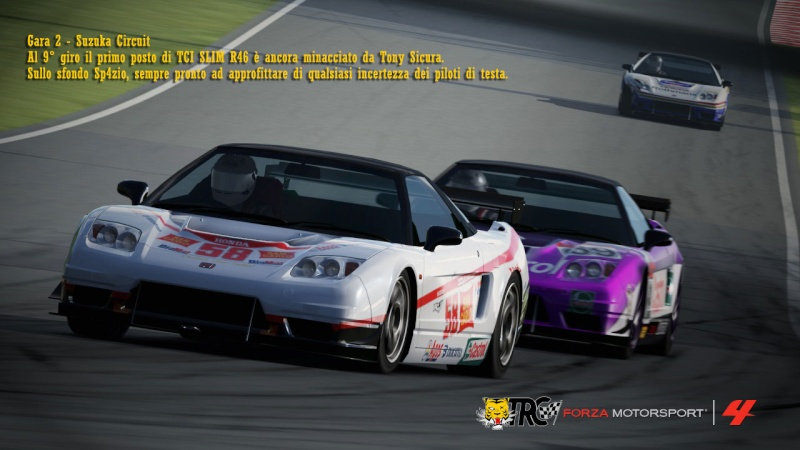 [ALBUM GARA] WGTS - Honda NSX-R - Suzuka Circuit - Gruppo D 1710