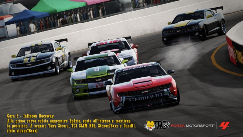 [ALBUM GARA] WGTS - Chevrolet Camaro SS - Infineon Raceway - Gruppo D 2010