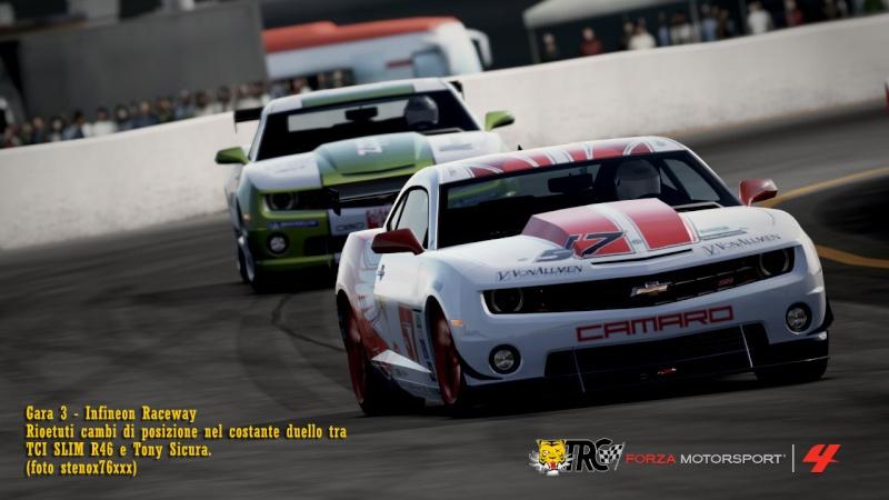 [ALBUM GARA] WGTS - Chevrolet Camaro SS - Infineon Raceway - Gruppo D 4010