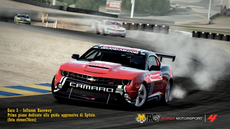 [ALBUM GARA] WGTS - Chevrolet Camaro SS - Infineon Raceway - Gruppo D 5010