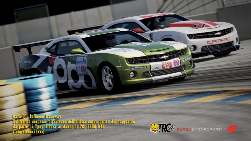 [ALBUM GARA] WGTS - Chevrolet Camaro SS - Infineon Raceway - Gruppo D 6010