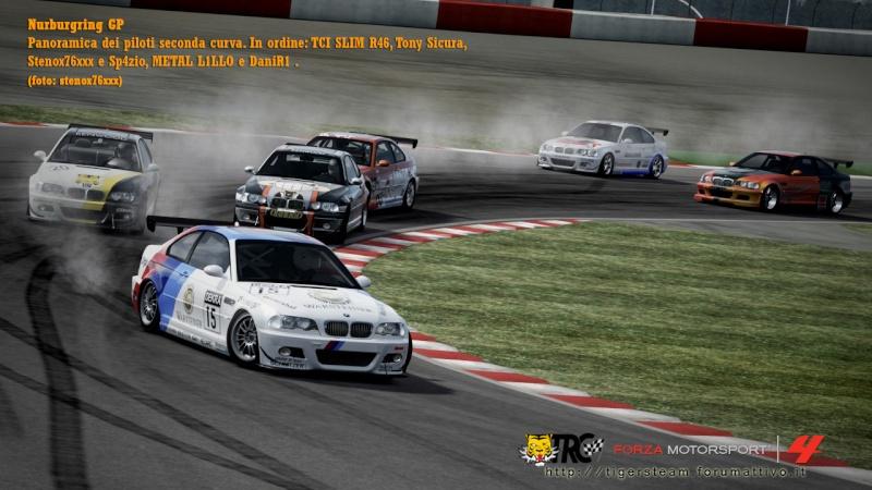 [ALBUM GARA] WGTS - Bmw M3 - Nurburgring GP - Gruppo D Bmw213