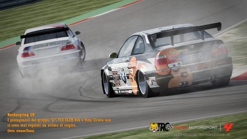 [ALBUM GARA] WGTS - Bmw M3 - Nurburgring GP - Gruppo D Bmw411