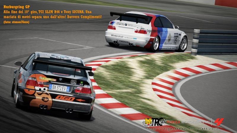 [ALBUM GARA] WGTS - Bmw M3 - Nurburgring GP - Gruppo D Bmw610