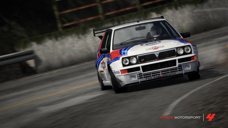 [FM4 TRC Rally Delta Vs Escort] Fotografie Fuji110