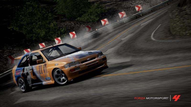 [FM4 TRC Rally Delta Vs Escort] Fotografie Fuji210