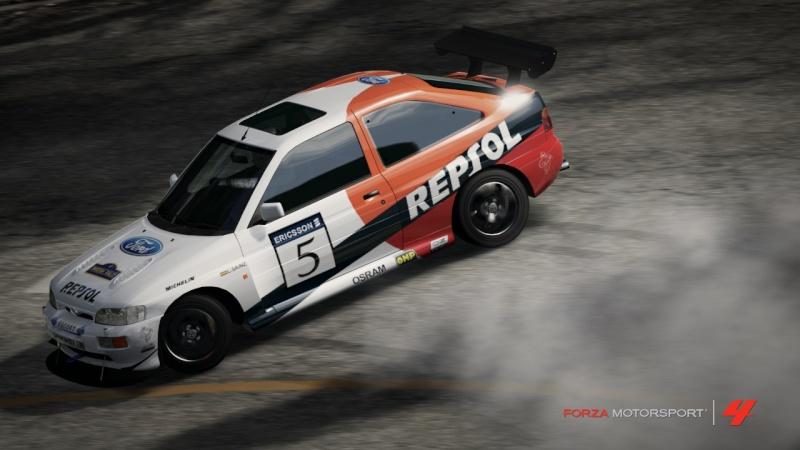 [FM4 TRC Rally Delta Vs Escort] Fotografie Fuji310