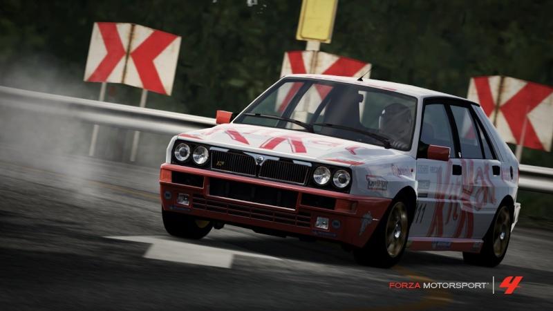 [FM4 TRC Rally Delta Vs Escort] Fotografie Fuji410
