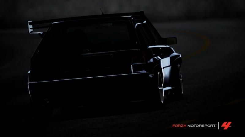[FM4 TRC Rally Delta Vs Escort] Fotografie Fuji510
