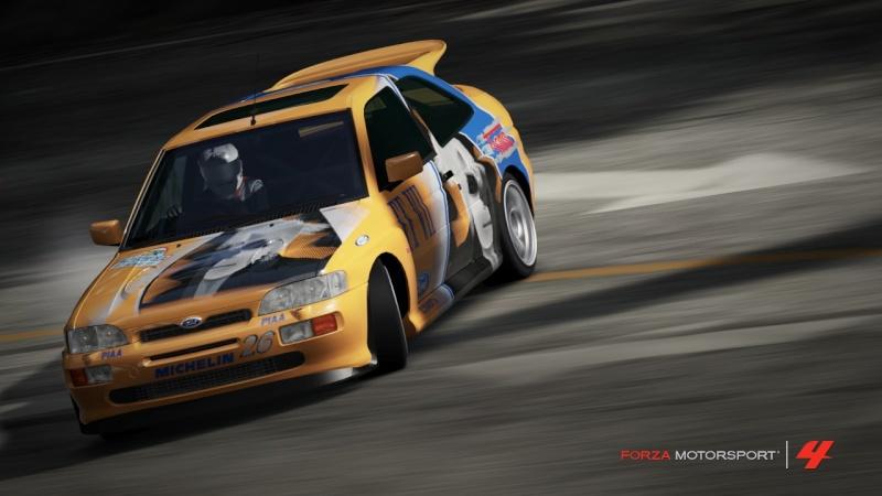 [FM4 TRC Rally Delta Vs Escort] Fotografie Fuji610