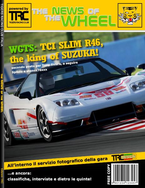 [ALBUM GARA] WGTS - Honda NSX-R - Suzuka Circuit - Gruppo D Magazi10