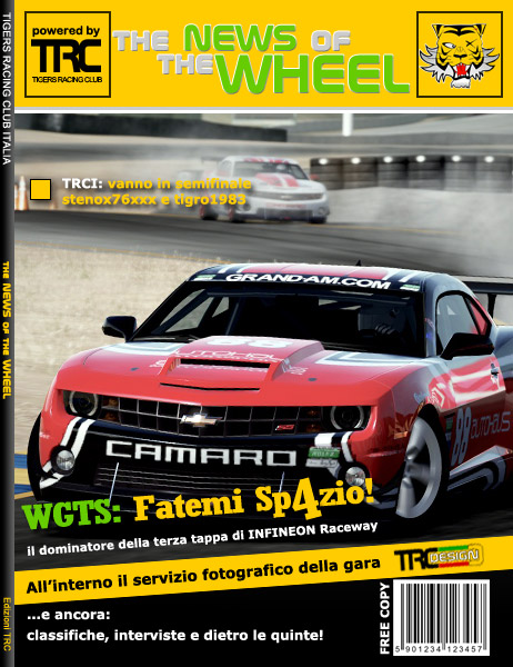 [ALBUM GARA] WGTS - Chevrolet Camaro SS - Infineon Raceway - Gruppo D Magazi12