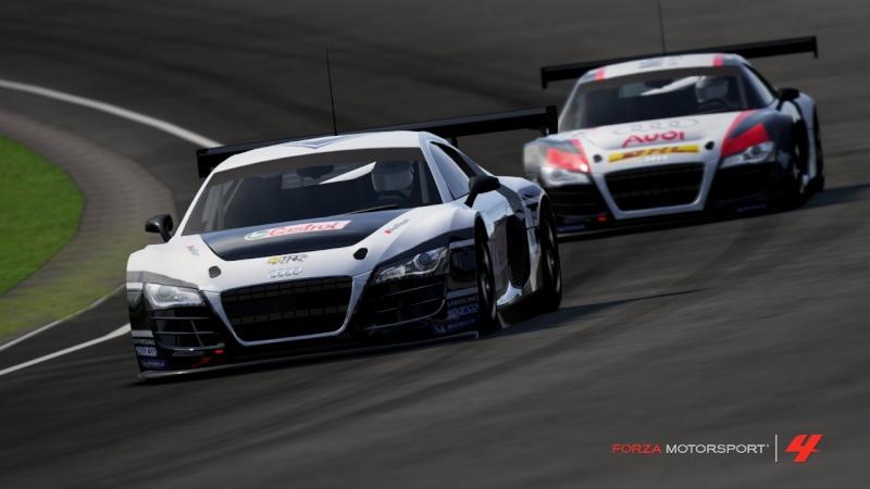 [ALBUM GARA] One night - Audi R8 LMS - Indianapolis 500 Gp R8-1610