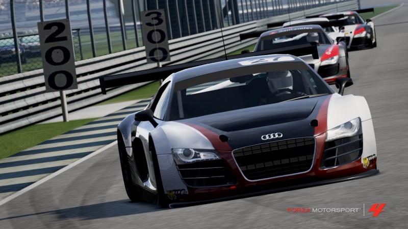 [ALBUM GARA] One night - Audi R8 LMS - Indianapolis 500 Gp R8-2010