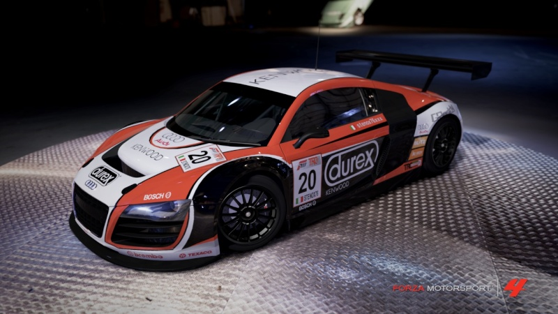 [ONE NIGHT] AUDI R8 LMS endurance LIVREE R8110