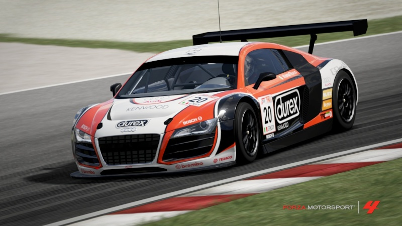 [ONE NIGHT] AUDI R8 LMS endurance LIVREE R8310