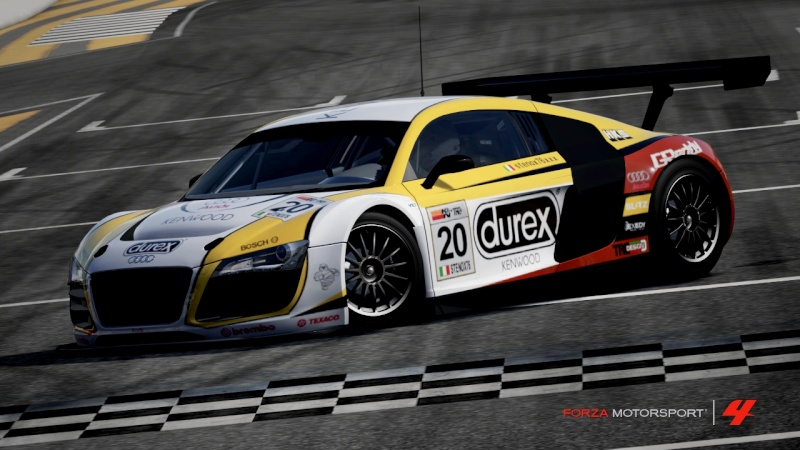 [ONE NIGHT] AUDI R8 LMS endurance LIVREE R8g10