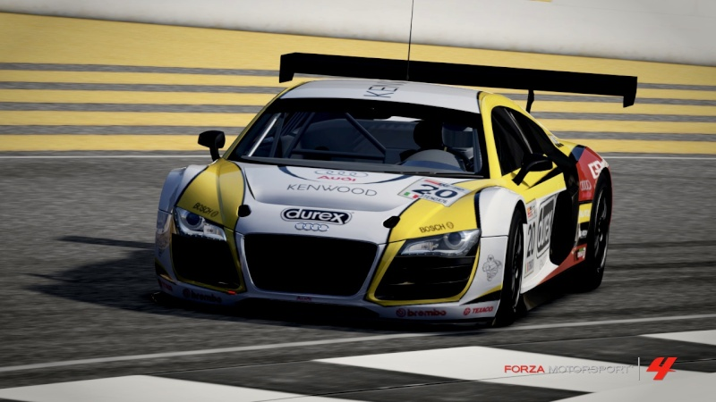 [ONE NIGHT] AUDI R8 LMS endurance LIVREE R8g110