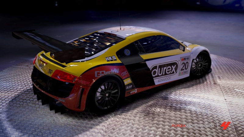 [ONE NIGHT] AUDI R8 LMS endurance LIVREE R8g210