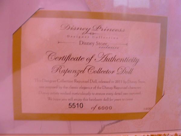 Disney Princess Designer Collection (depuis 2011) - Page 39 P1110817