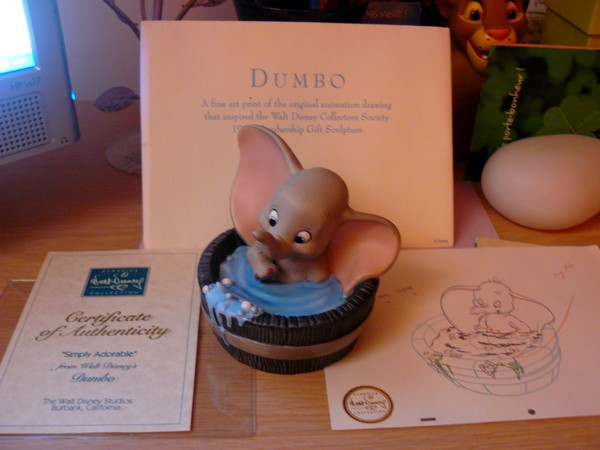 Walt Disney Classics Collection - Enesco (depuis 1992) - Page 5 P1120620