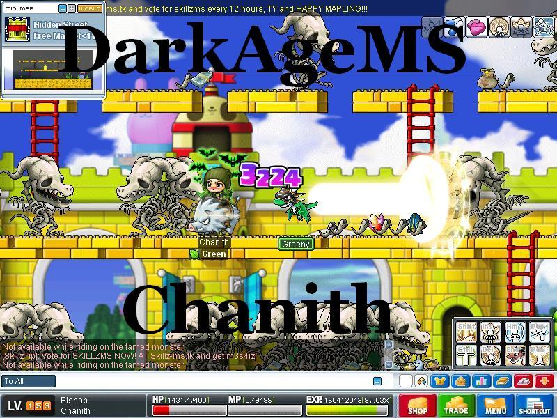 DarkAgeMS Beta v0.01 Maple011