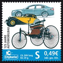 125 Jahre Automobilbau Einzel10