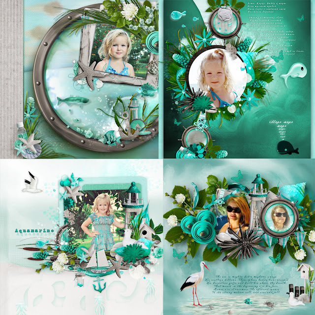 Les News de Lia Scrap 113
