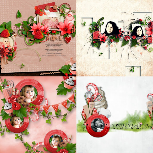 Les News de Lia Scrap 114