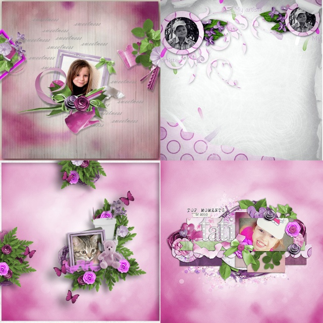 Les News de Lia Scrap 218