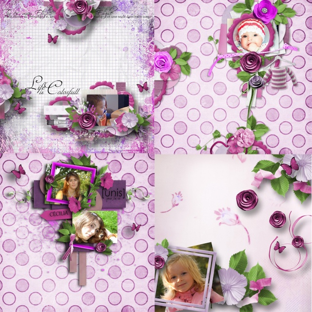 Les News de Lia Scrap 319