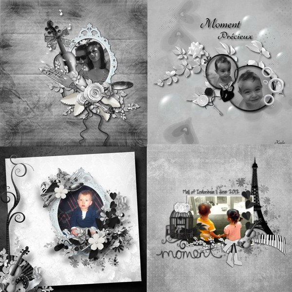 Les News de Lia Scrap 413